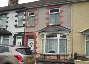 Thumbnail 3 bed terraced house for sale in Bailey Street, Deri