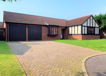 Thumbnail 3 bed bungalow for sale in Wood Croft, Hollywood, Birmingham