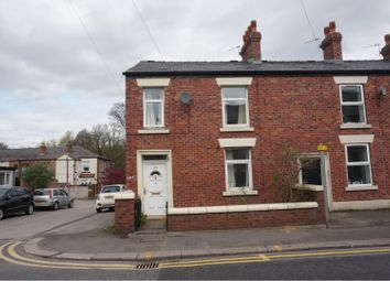 Thumbnail 2 bed end terrace house for sale in Mottram Road, Hyde