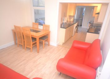 Thumbnail 4 bed terraced house to rent in Coventry Road, Reading
