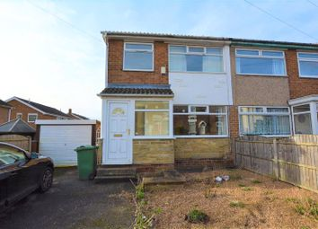 Thumbnail 3 bed semi-detached house to rent in Churchfield Lane, Rothwell, Leeds, West Yorkshire