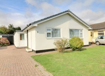 Thumbnail 2 bed detached bungalow for sale in St. Barbaras Crescent, Burton-Upon-Stather, Scunthorpe