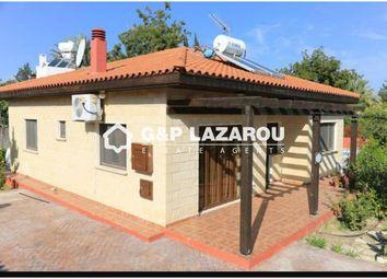 Thumbnail 3 bed detached bungalow for sale in Polis, Polis, Paphos, Cyprus