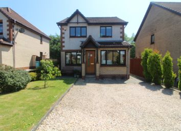 Thumbnail 4 bed detached house for sale in Glen Clova Drive, Glasgow