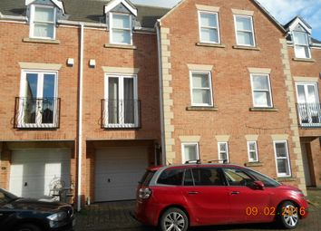 Thumbnail 2 bedroom town house to rent in Furley Court, Oakham