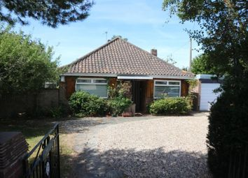 Thumbnail 3 bed detached bungalow for sale in Chelsea, 57 Norwich Road, Stoke Holy Cross, Norwich, Norfolk