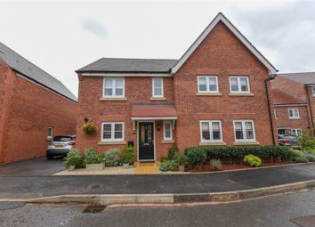 Thumbnail 3 bed semi-detached house for sale in Holden Park, Stafford