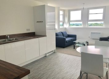 Thumbnail 2 bed flat to rent in Acre House, Benbow Street, Sale