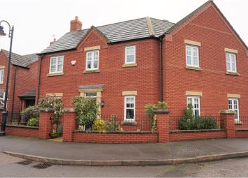 Thumbnail 3 bed semi-detached house for sale in Ross Avenue, Upton, Chester