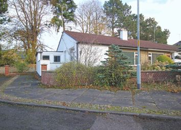 Thumbnail 2 bed bungalow for sale in South View Gardens, Hexham