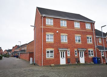 Thumbnail 4 bed end terrace house for sale in Castilla Place, Stretton, Burton-On-Trent