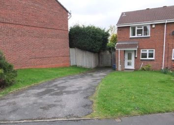 Thumbnail 2 bed property to rent in Farmers Close, Newhall, Sutton Coldfield