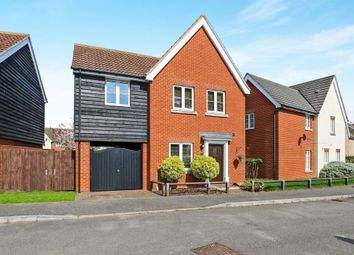 Thumbnail 3 bed detached house for sale in Juniper Road, Red Lodge, Bury St. Edmunds