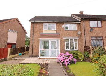 Thumbnail 3 bedroom terraced house for sale in Wordsworth Road, Denton, Manchester
