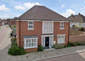 Thumbnail 4 bed detached house to rent in Vincent Drive, Kings Hill