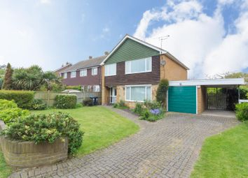 Thumbnail 3 bedroom detached house for sale in Kingsgate Avenue, Broadstairs