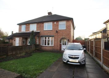Thumbnail 3 bedroom semi-detached house to rent in Lindsey Close, Derby