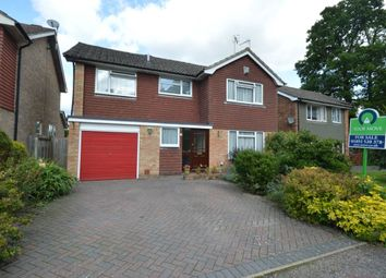 Thumbnail 4 bed detached house for sale in Springhead, Tunbridge Wells