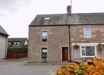 Thumbnail 4 bed terraced house for sale in The Square, Letham, Forfar