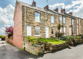 Thumbnail 2 bed terraced house for sale in Revill Lane, Sheffield, South Yorkshire