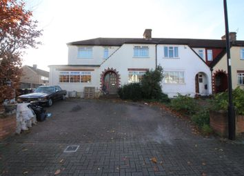 Thumbnail 4 bed end terrace house for sale in Bedford Crescent, Enfield