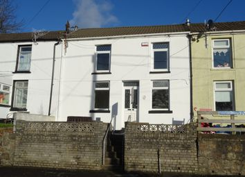 Thumbnail 2 bed terraced house to rent in Balaclava Road, Dowlais