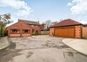 Thumbnail 6 bed detached house for sale in Valebrook Road, Stathern