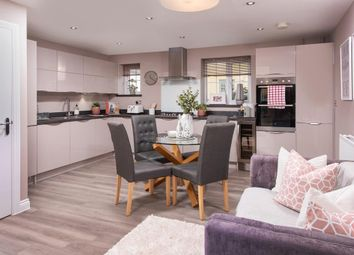 """Thumbnail 4 bed detached house for sale in """"Lincoln"""" at Market Road, Thrapston, Kettering"""