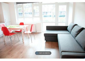 Thumbnail 4 bed flat to rent in Solebay Street, London