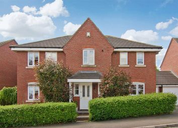 Thumbnail 4 bed detached house for sale in Nightingale Walk, St Matthews, Burntwood