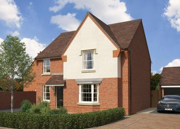 "Thumbnail 4 bed detached house for sale in ""Tibberton"" at St. Lukes Road, Doseley, Telford"