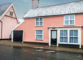 Thumbnail 3 bedroom terraced house for sale in Stradbroke, Eye, Suffolk
