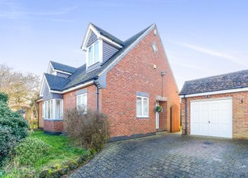 Thumbnail 4 bed detached house for sale in Bragenham Side, Stoke Hammond, Milton Keynes