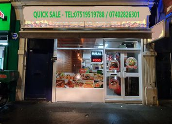Thumbnail Restaurant/cafe for sale in Leaa Bridge Road, Leyton