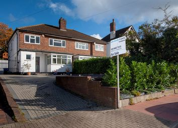 Thumbnail 3 bed semi-detached house for sale in Coney Hill Road, West Wickham