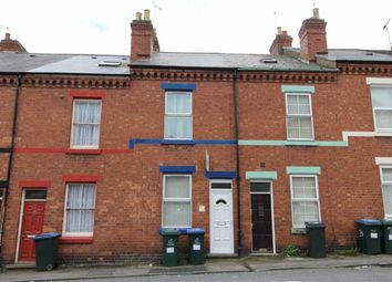 Thumbnail 4 bedroom terraced house for sale in Gordon Street, Earlsdon, Coventry