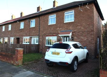 Thumbnail 3 bed terraced house for sale in Bannister Drive, Newcastle Upon Tyne