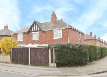 Thumbnail 3 bed semi-detached house for sale in Meadow Road, Beeston, Nottingham