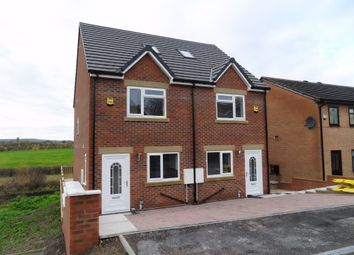 Thumbnail 3 bedroom semi-detached house to rent in Meadow Bank, Dewsbury