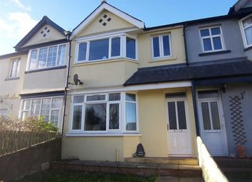 Thumbnail 2 bed terraced house for sale in Ty Cam, Penparcau, Dyfed