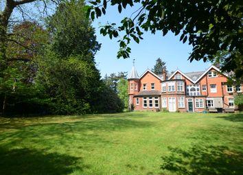 Thumbnail 2 bed maisonette for sale in Shortheath Road, Farnham, Surrey