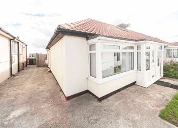 Thumbnail 3 bed semi-detached bungalow for sale in Coast Road, Blackhall Colliery, Hartlepool