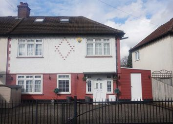 Thumbnail 3 bed semi-detached house for sale in Buckingham Road, Canons Park, Edgware