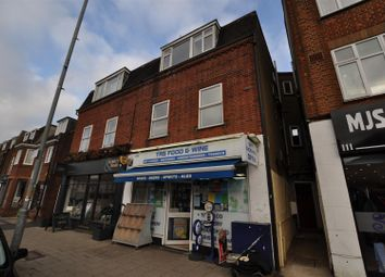 Thumbnail 2 bed flat to rent in Victoria Street, St.Albans
