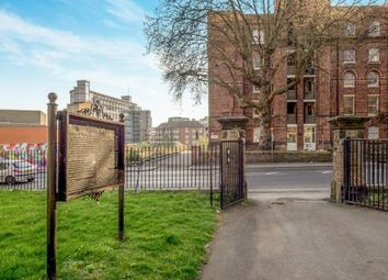 Thumbnail 1 bedroom flat for sale in Park View Court, Bath Street, Nottingham, Nottinghamshire
