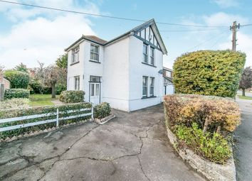 Thumbnail 3 bedroom detached house for sale in Cottage Grove, Clacton-On-Sea