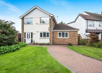 Thumbnail 4 bed detached house for sale in Birmingham Road, Great Barr, Birmingham