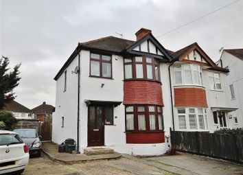 Thumbnail 3 bed semi-detached house for sale in Sedgwick Avenue, Hillingdon, Uxbridge