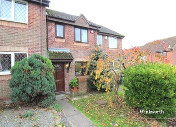 Thumbnail 2 bed terraced house for sale in Sawtry Way, Borehamwood, Hertfordshire