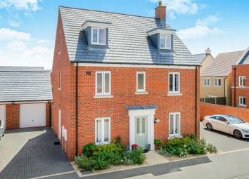 Thumbnail 5 bed detached house for sale in Ascot Way, Bicester